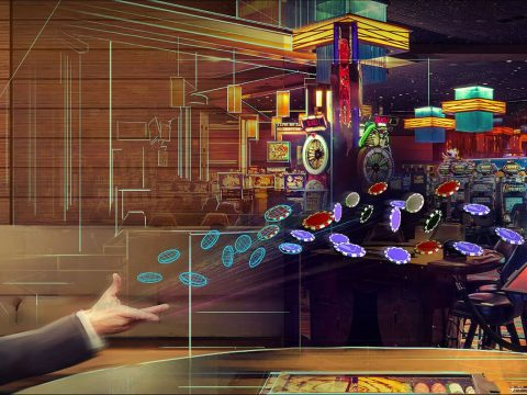Hasil gambar untuk Kasino Virtual Reality Dijelaskan